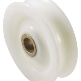 cnc machining plastic pulley