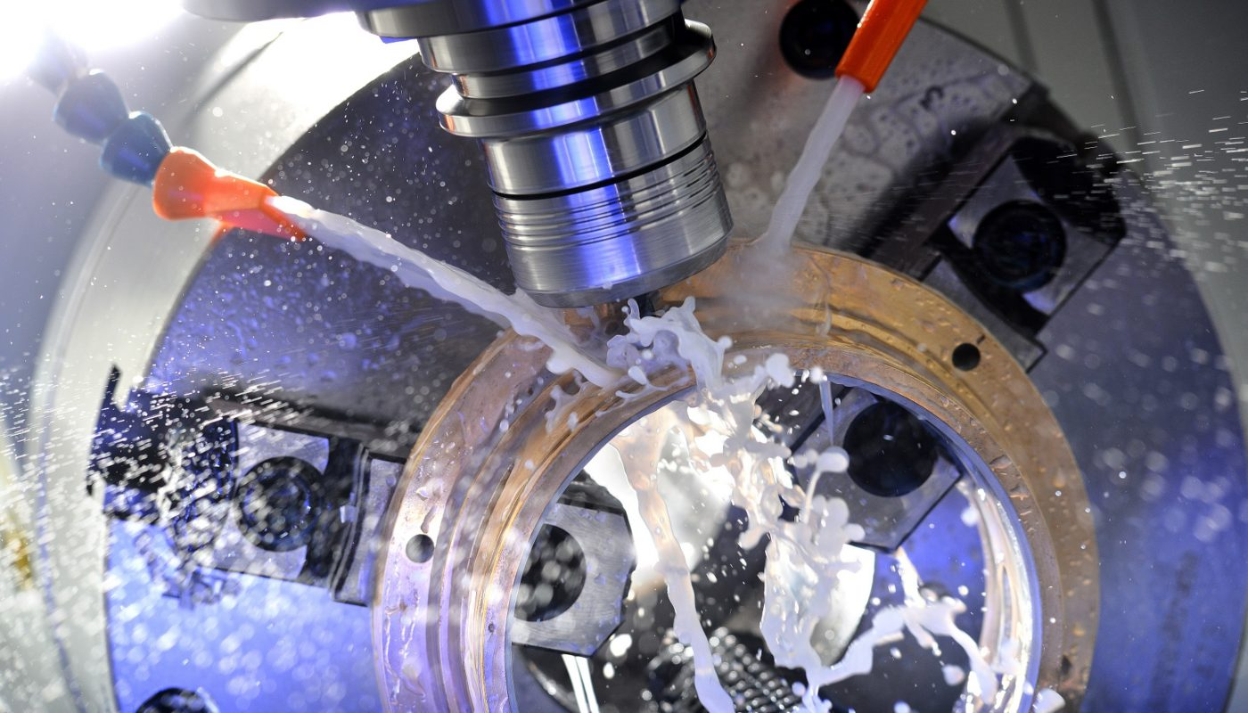 cnc milling kettering