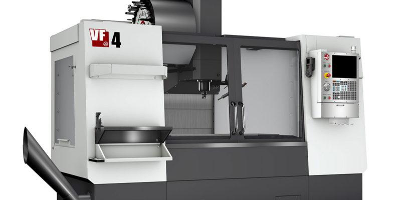 Haas VF4 CNC Kettering