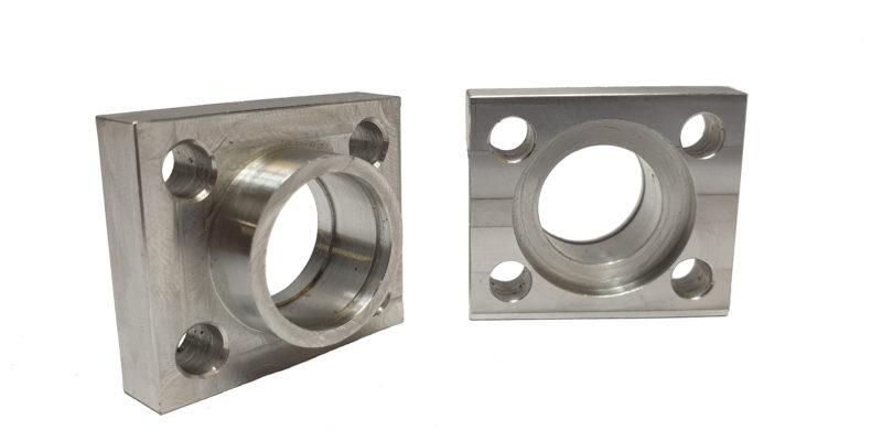 stainless steel machining kettering